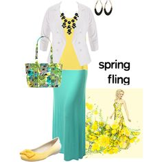 A fashion look from March 2014 featuring cotton tank tops, blazer jacket and plus size long skirts. Browse and shop related looks. Curvy Girl Fashion, Cute Fashion, Modest Fashion, Plus Size Fashion, Fashion Outfits, Fashion Styles, Fashion Ideas, Modest Outfits, Casual Outfits