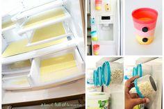 fridge hacks