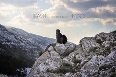 Travel is opening of mind. by Eben Art, via Flickr