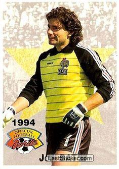Card 2: Joel Bats - Panini U.N.F.P. Football Cards 1993-1994 - laststicker.com Football Cards, Football Shirts, Psg, Bats, Jackets, Sports, Soccer Cards, Down Jackets, Football Jerseys