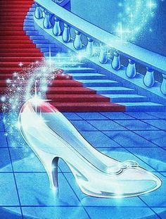 Disney Cinderella Shoe ...