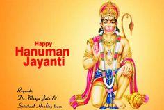 Happy #Hanuman Jayanti to all...