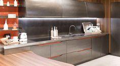 Trend report EuroCucina e FTK 2016 - cozinhas e eletrodomésticos