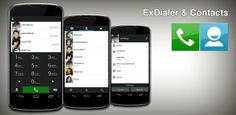 ExDialer PRO – Dialer & Contacts v176 Apk Download Free