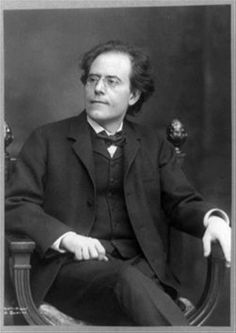 Composer and Conductor Gustav Mahler, 1909 Austria. Composer and Conductor Gustav Mahler, 1909 Romantic Composers, Classical Music Composers, Gustav Mahler, Alma Mahler, Funeral March, Vienna Philharmonic, The New Mutants, Jewish History, Brave New World