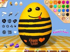 Image result for painted easter eggs