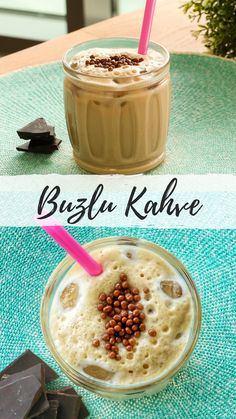 Best Easy Cake : How to Make a Cold Coffee Recipe (video), Homemade Desserts, Mini Desserts, Chocolate Desserts, Easy Desserts, Energy Snacks, Kinds Of Salad, Coffee Recipes, Fresh Vegetables, Food Items