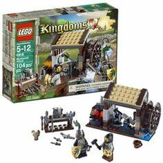 Amazon.com: LEGO Kingdoms Blacksmith Attack 6918: Toys & Games