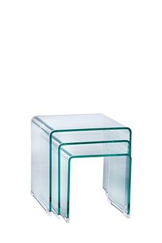 The Urban Glass range is perfect for an urban lounge setting. These nested tables are made from tempered glass that has been heat moulded to curve downward. This range is sleek and perfect for small spaces. Mr Price Home, Home Decor Online, Home Furniture, Small Spaces, Urban, Glass, Side Tables, Online Shopping, Lounge