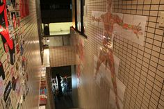 "TARZANKICK!!! solo exhibition ""森田文明展"" 2015.7/11 to 7/20 at excube GALLERY"