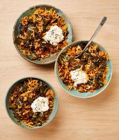 Meera Sodha's recipe for vegan Hoppin' John | Vegan food and drink | The Guardian Rice Dishes, Food Dishes, Main Dishes, Veggie Recipes, Vegetarian Recipes, Dinner Recipes, Dinner Ideas, Veggie Dinners, Protein Recipes