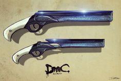 DMC: Devil May Cry Concept Art