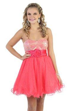 Dresses on pinterest semi formal dresses strapless dress and