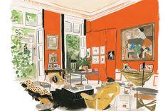 Henri Samuel's Modernist Twist