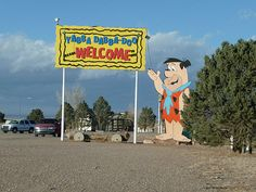 Bedrock City-  Williams AZ