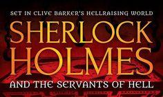 Sherlock Holmes and the Servants of Hell by Paul Kane REVIEW