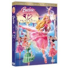 Barbie au bal des 12 Princesses, Universal - Cadeaux de Noël - Le nouveau film de Barbie est sorti et ravira les petites filles qui rêvent de devenir danseuse étoile et/ou princesse. Il est question de princesses, de roi, de monde merveilleux et de dangers menaçants...