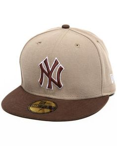 New Era | New York Yankees 2 Tone Basic 5950 Fitted Hat. Get it at DrJays.com