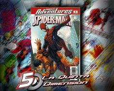 MARVEL ADVENTURES SPIDER-MAN # 1 $ 120.00 Para más información, contáctanos en http://www.facebook.com/la5aDimension