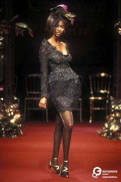 43 Chimere Christian Dior, Autumn-Winter 1994, Couture   Christian Dior Christian Dior, Autumn-Winter 1994, Couture   Christian Dior