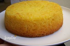 Stovetop Vegan Cornbread - The Surznick Common Room Gluten Free Sweets, Gluten Free Cakes, Gluten Free Baking, Vegan Gluten Free, Gluten Free Recipes, Low Carb Recipes, Cooking Recipes, Sans Gluten Ni Lactose, Lactose Free