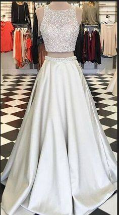 Hot sexy two-piece suit prom Dresses long prom dress, lace prom dress, long sleeve prom dress, a line prom dress, evening dress · prom dress · Online Store Powered by Storenvy Bling Prom Dresses, Gorgeous Prom Dresses, Homecoming Dresses Long, Junior Prom Dresses, Prom Dresses Two Piece, Prom Dresses For Teens, Prom Dresses Long With Sleeves, Elegant Prom Dresses, Backless Prom Dresses