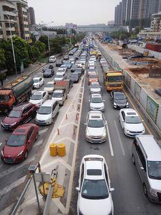 Cars too many