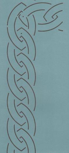 """Chain 2"""" - The Stencil Company"""