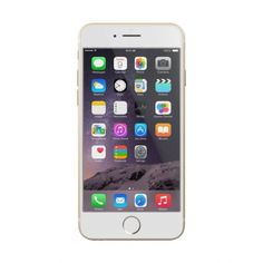 Apple iPhone 6 - 4G/LTE - Layar 4.7