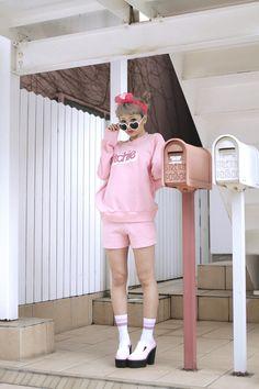 Natsuumikun / Set-up: Natsumi X Galaxxxy (Bitchie)