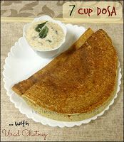 Instant 7 Cup Dosa