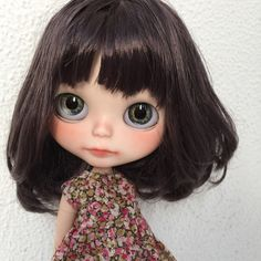 This is one of the only blythe doll that I actually like. Its really cut