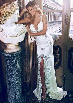 chequea wedding dresses