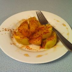Healthy Apple Dessert