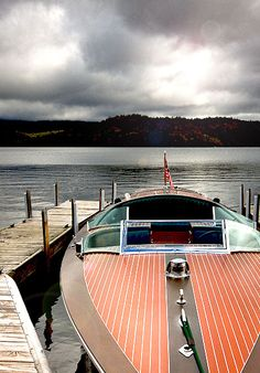 Nice boat  {this is glamorous}, via Flickr