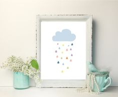 Check out this item in my Etsy shop https://www.etsy.com/ca/listing/614241573/rainbow-raindrops-rainbow-raindrop-print