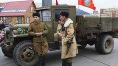 Russian channel censored WWII series documenting 'dark side' of Soviet war effort - http://www.warhistoryonline.com/war-articles/russian-channel-censored-wwii-series-documenting-dark-side-of-soviet-war-effort.html