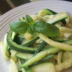 Zucchini 'Noodles' - Allrecipes.com