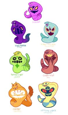 Pokemon Variations