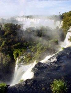 Iguazu Falls- Cataratas del Iguazú