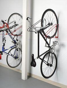 Range-vélo mural / pour établissement public WALLRACK™ CycleSafe