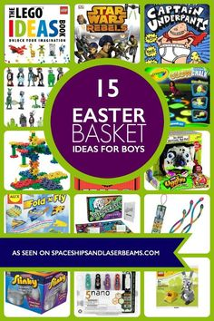 basket ideas for boys 40 Things to Put Inside Easter Eggs Need ideas for non candy Easter egg fillers? Don't miss this great list full of ideas parents and kids will love. Holiday Crafts For Kids, Holiday Fun, Gifts For Kids, Holiday Gifts, Holiday Ideas, Christmas Gifts, Boys Easter Basket, Easter Baskets, Hoppy Easter