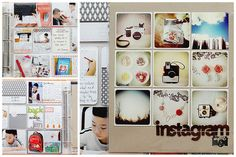 Instagram Collage for Project Life | January in Review