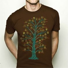 Tree of Life Species Phylum Vintage Science Diagram by isotope Science Tees, Science Tshirts, Tree Of Life Quotes, Science Diagrams, Teaching Style, Plant Science, Good Books, Graphic Tees, Illustration
