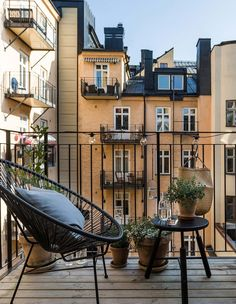 A Neutral Palette Apartment in Stockholm | Poppytalk
