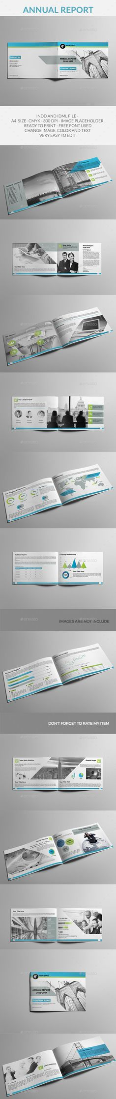 Annual Report Template InDesign INDD. Download here: http://graphicriver.net/item/annual-report/15298027?ref=ksioks
