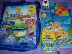 """Photo 1 of 41: Team Umizoomi / Birthday """"Gelo's Umizoomi 2nd Birthday Party""""   Catch My Party"""