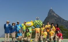 Uniforms for Rio 2016 Olympic and Paralympic Games unveiled
