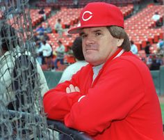 Pete Rose deserves to be in the Hall of Fame Johnny Bench, Pete Rose, National League, Cincinnati Reds, Old Photos, The Voice, The Neighbourhood, Champion