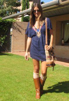 Navajo Style , Bershka in Tunics, Bershka in Bags, Bershka in Boots Fashion Wear, Fashion Outfits, Womens Fashion, Stylish Outfits, Cute Outfits, Stylish Clothes, Navajo Style, Southern Fashion, Beige